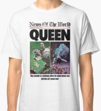 Queen News Classic T-Shirt