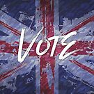 Vote for Democracy by BethsdaleArt