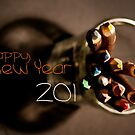 Happy 2010 by Pascale Baud