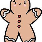 «hombre de pan de jengibre lindo» de Jennie Clayton