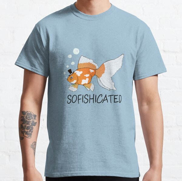 What a Sophisticated Fish! Classic T-Shirt