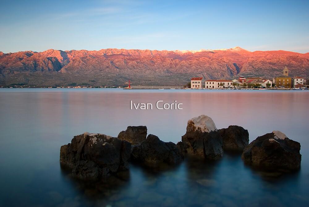 Velebit in red by Ivan Coric