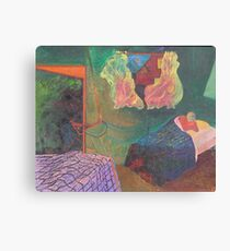 Dream Of Carousels Canvas Print