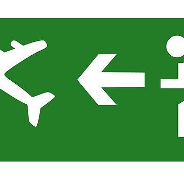 Air Travel by Vectorqueen