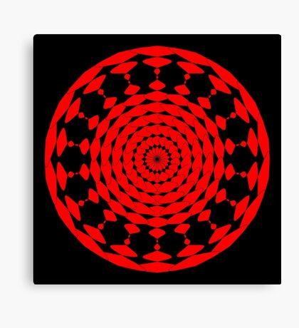 Mandala 001 Canvas Print