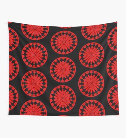 Mandala 001 Wall Tapestry