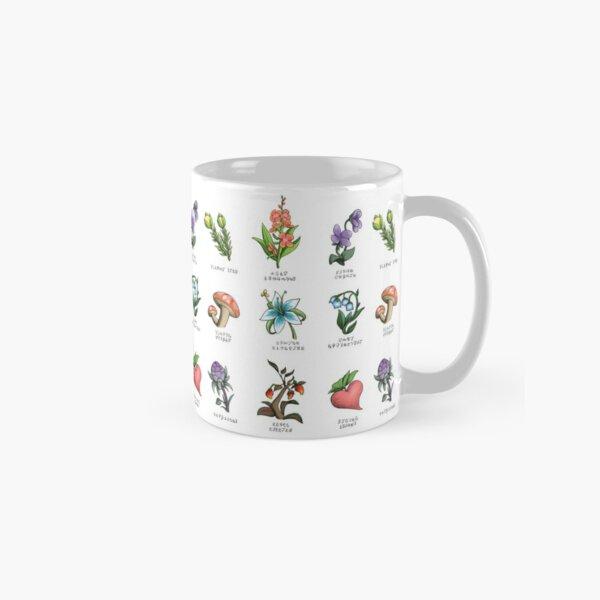 Legendary Flora Classic Mug