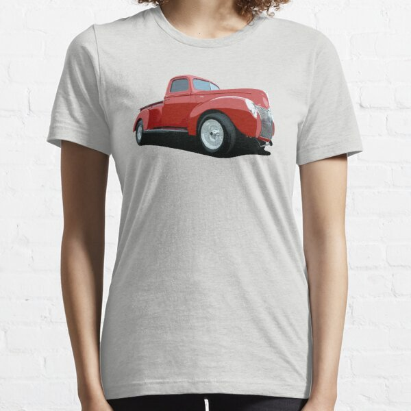 1940 Ford gasser - stylized color Essential T-Shirt