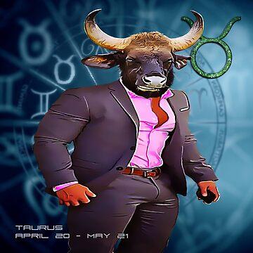 Taurus by DiabloNegro