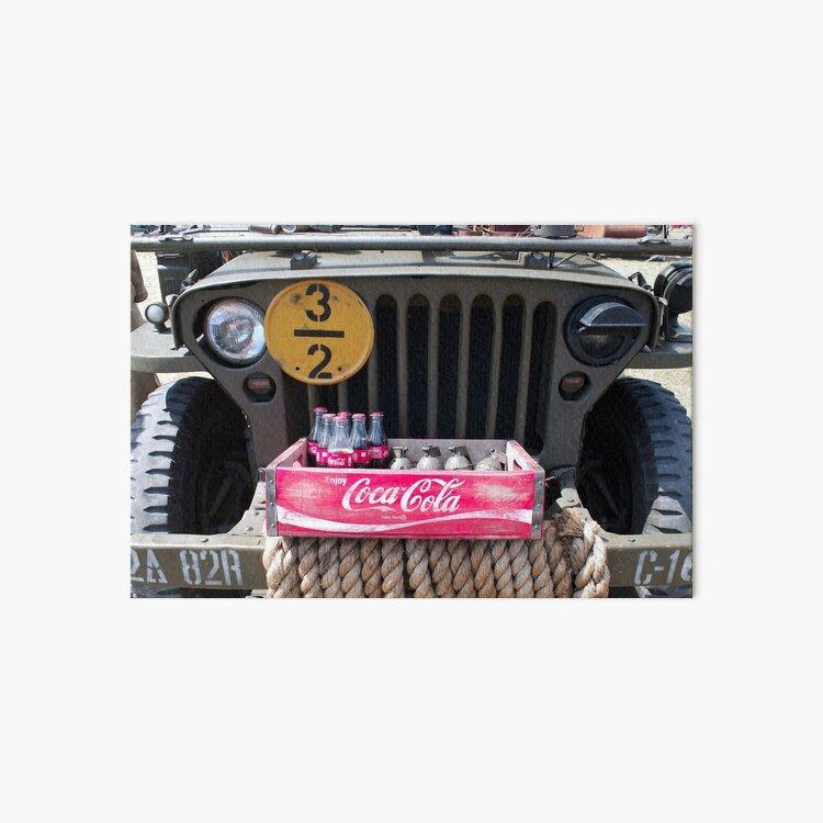 US Army Jeep - Truck Art Board Print