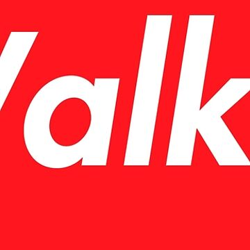 Hello My Name Is Walker Name Tag by efomylod