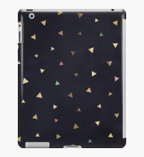 Elegant Black, Gold and Colors Art Deco Design iPad Case/Skin