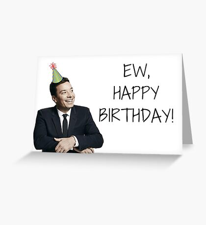 Jimmy Fallon Happy Birthday Quotes Gifts Presents Friends