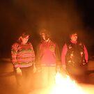 Fire Glow 2 by AuntieJ
