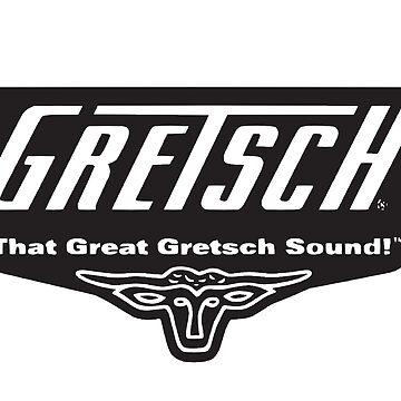 Gretsch Logo by masseygoose