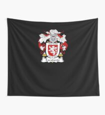 Escalante Coat of Arms - Family Crest Shirt Wall Tapestry