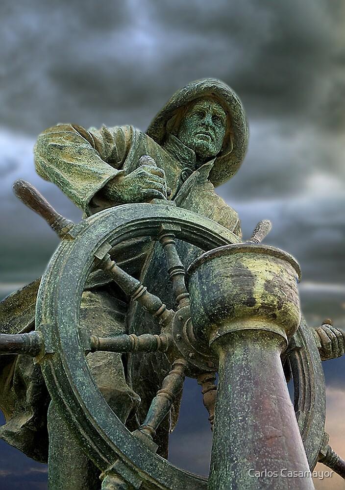 The Sailor by Carlos Casamayor