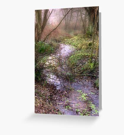 Mossy Brook Greeting Card