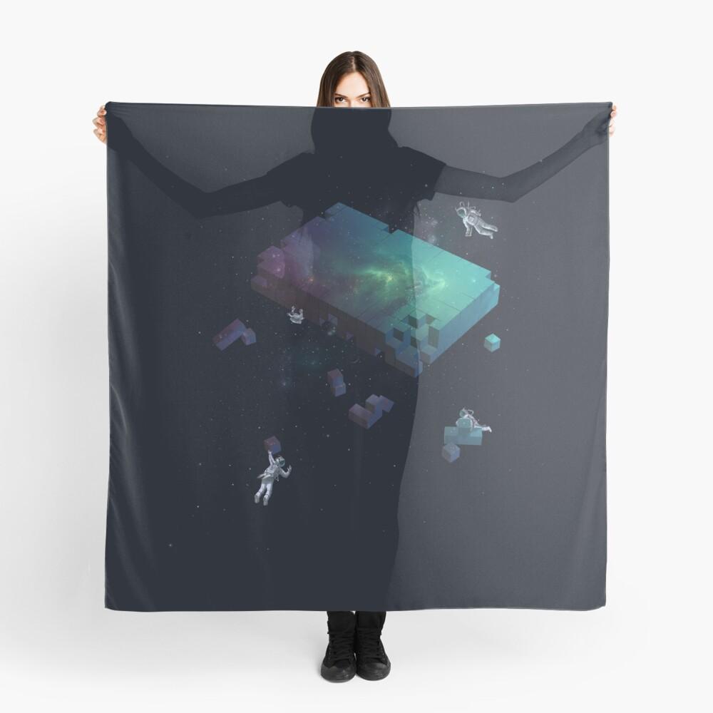 Den Kosmos konstruieren Tuch