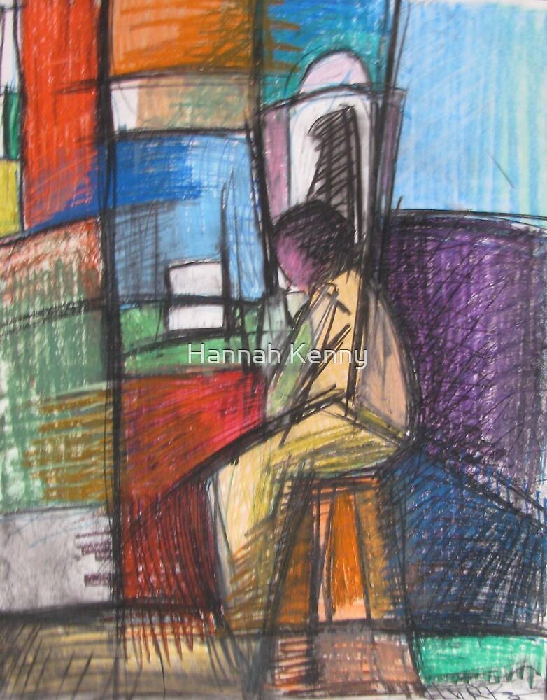 Thinking by Hannah Kenny