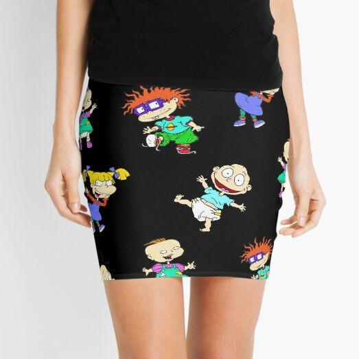 Rugrats de los 90 Minifalda