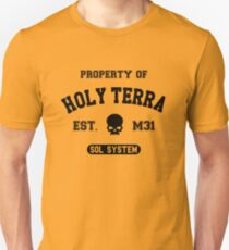Property of Terra (black) T-Shirt