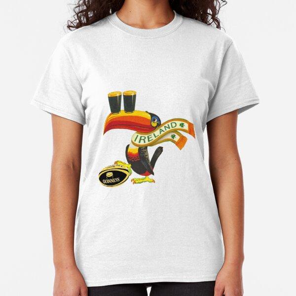 Ireland toucan Classic T-Shirt