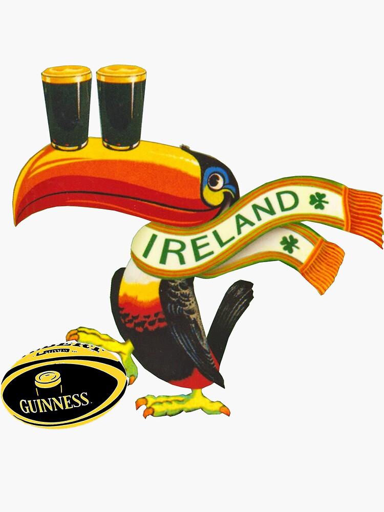 Ireland toucan by cherrypiez