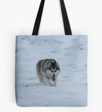 If I can just keep rolling it... Tote Bag