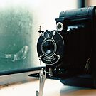 Kodak Vest Pocket Autographic by annette andtwodogs