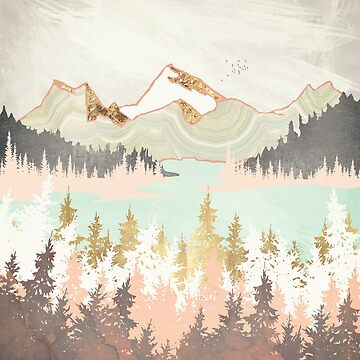 Winter Bay by spacefrogdesign