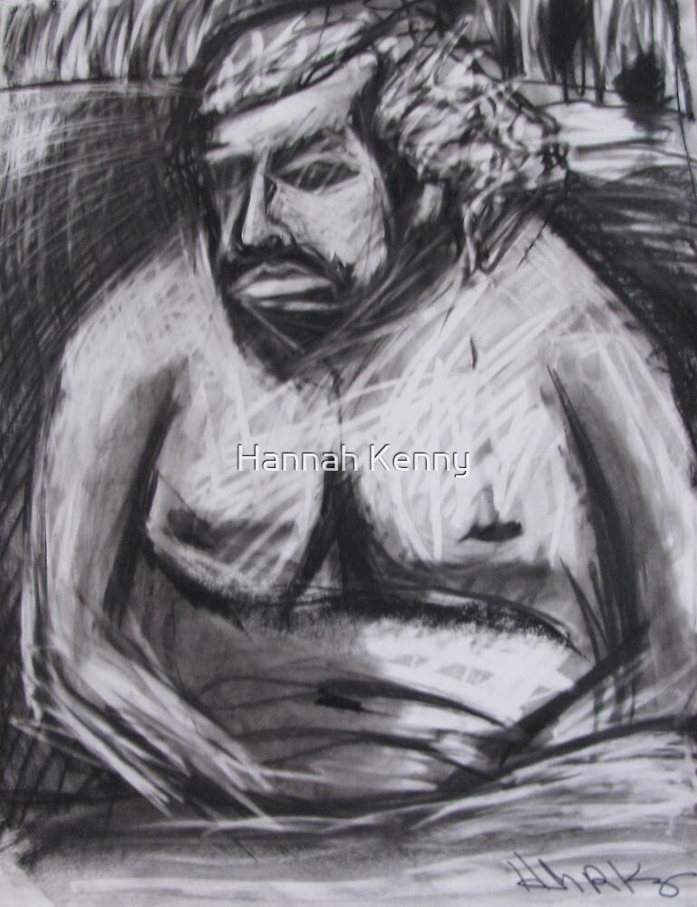 Chubby Man by Hannah Kenny