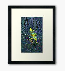Magic man! Framed Print