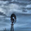 Windmill  by Linda Yates