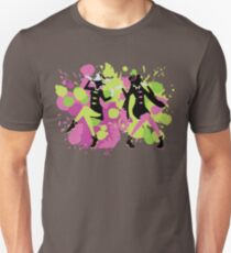 Splatfest Explosion Girls!  T-Shirt