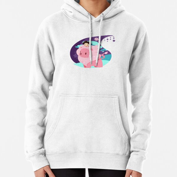 Little Lion Pullover Hoodie