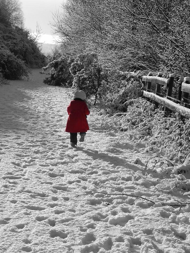 little red coat by rhian mountjoy