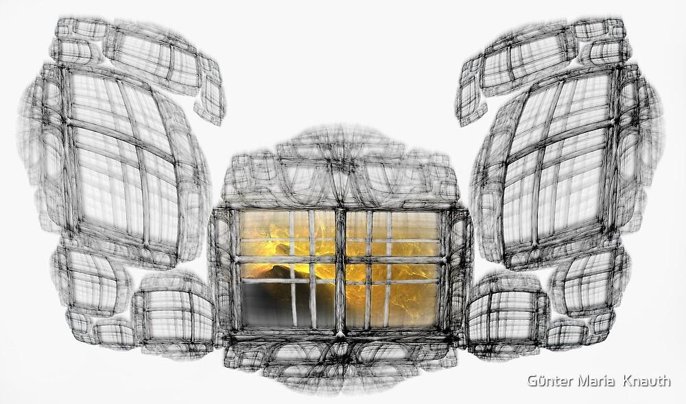SOME APOPHYSIS WINDOWS TO CREATIVITY by Günter Maria  Knauth