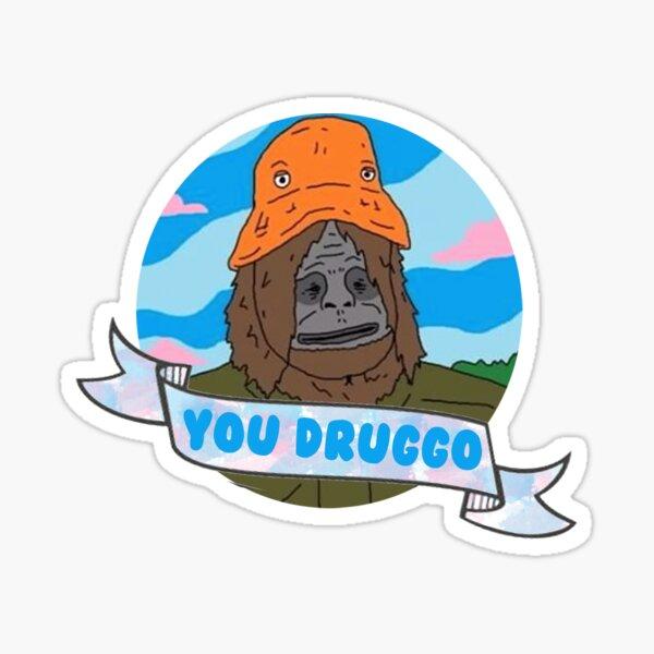 Sassy Sticker