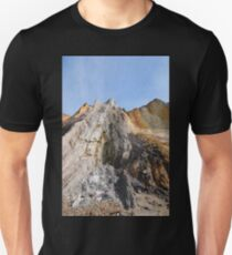 Cliffs At Alum Bay T-Shirt