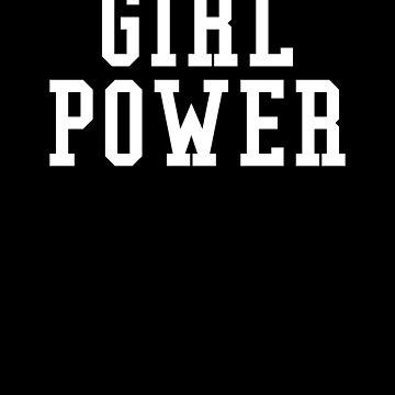Girl Power Feminism Feminist Women by fromherotozero