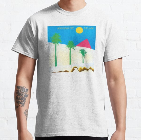 The Cure- Boys Dont Cry T-shirt Classic T-Shirt