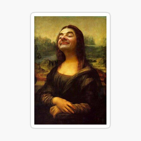 Mona Beana Sticker