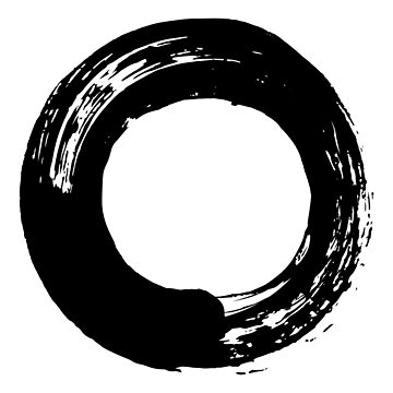 Closed Enso by LanaWilchai