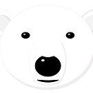 Cartoon Polar Bear Adult by Eric Pauker