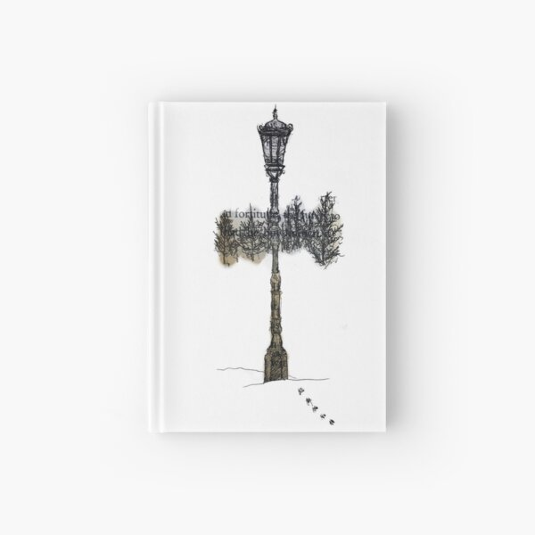 Narnia Hardcover Journal