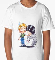 johniarty smooch Long T-Shirt