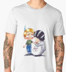 johniarty smooch Men's Premium T-Shirt