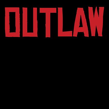 Outlaw Western Video Game by fromherotozero