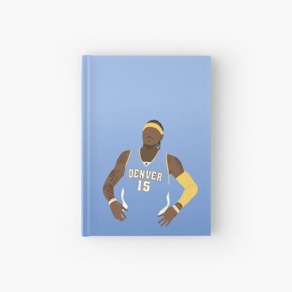 Carmelo Anthony Hardcover Journal